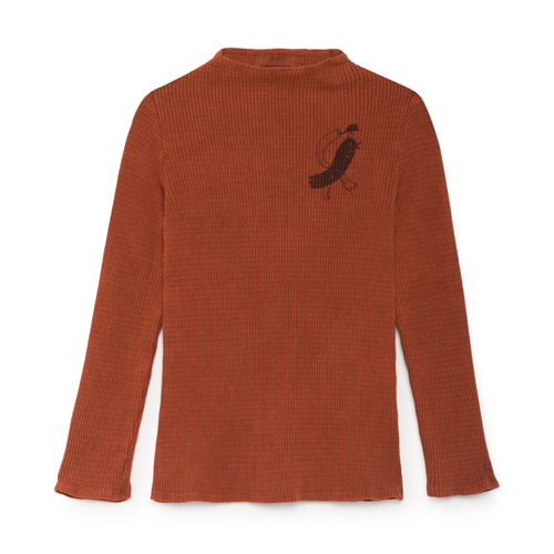 Bottleneck Tshirt Bird #16