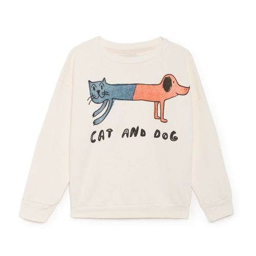 Sweatshirt Cats and dogs #26