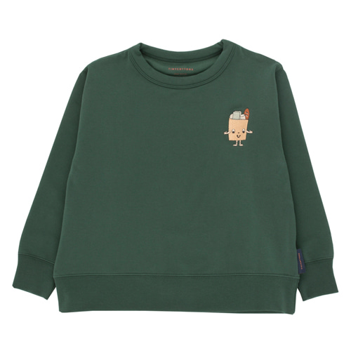 [2y]Friendly bag Sweatshirt