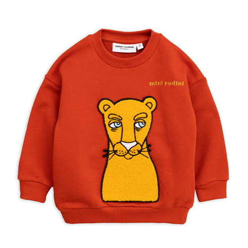 Cat Patch Sweatshirt