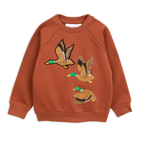 Duck Sweatshirt (brown)