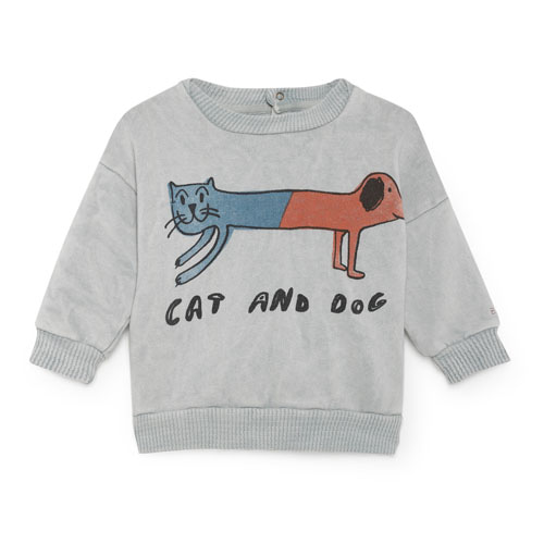 Cat and Dog Sweatshirt #185