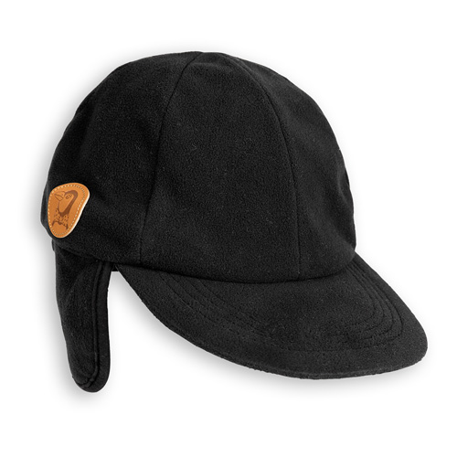 Fleece Cap (black)