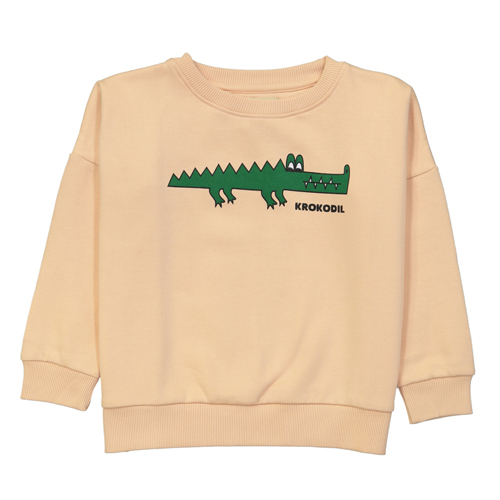 Wide Sweatshirt (krocodil)