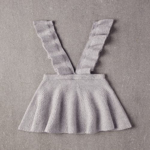 Ivy Dress (heather gray)