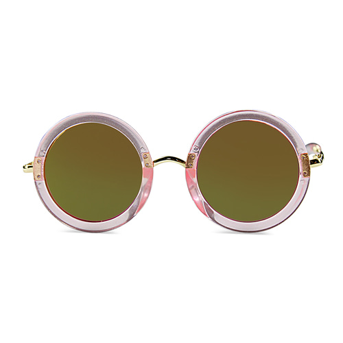 Collette Sunglass (pink)