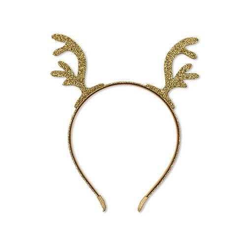Reindeer Headband (gold)