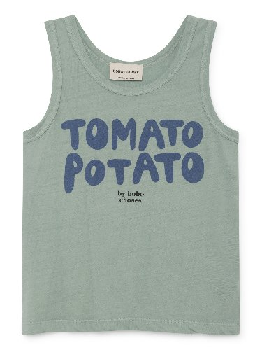 Tomato Potato Tank Top #17