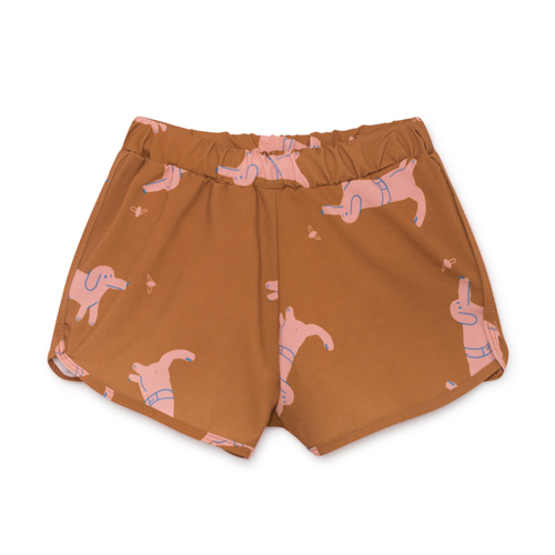 Dogs Swim Trunk #142