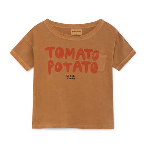 Tomato Potato Tshirt #09