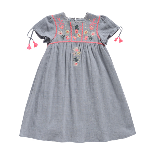 Dress Coconut Silver cloud