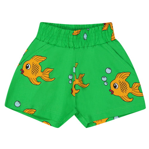Short (fish green)