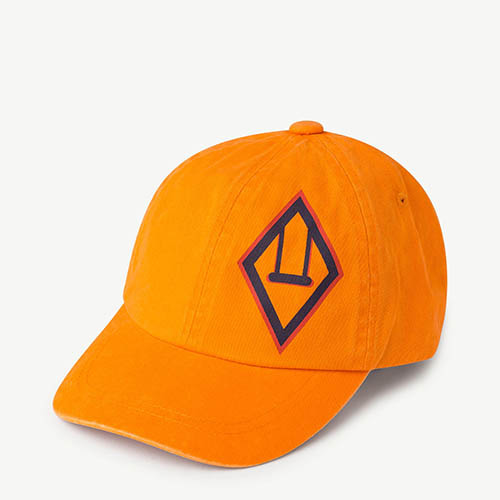 Hamster Hat 1103_173 (orange logo)