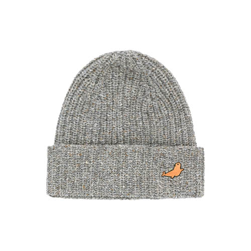 Little Seal Beanie #228 (gray)