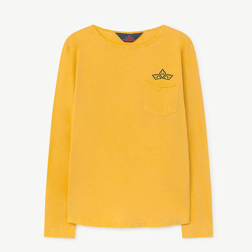 Cricket Tshirt 981_172 (yellow logo)
