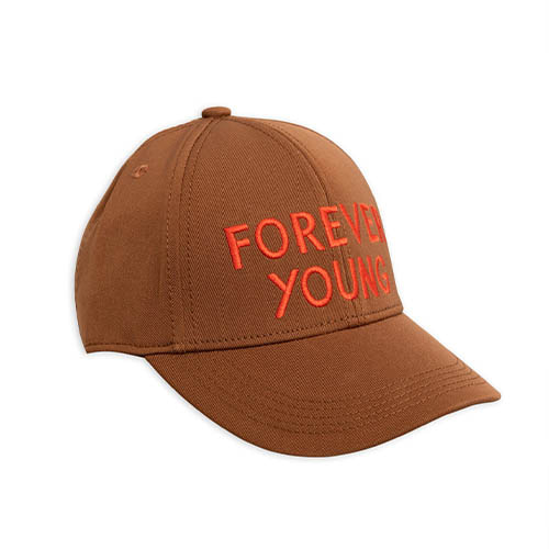 Forever Young Cap (brown)