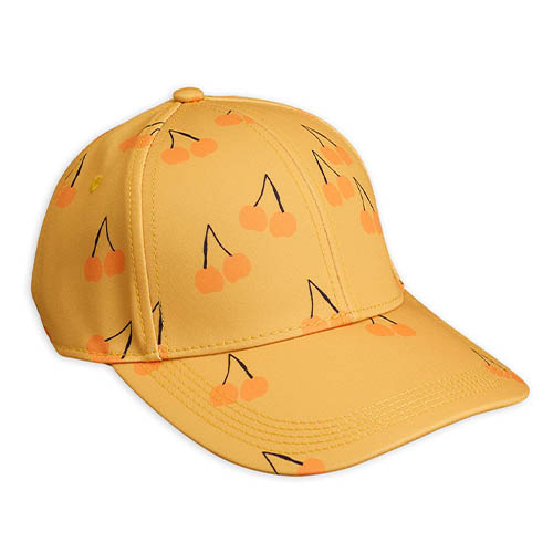 Cherry Cap (yellow)