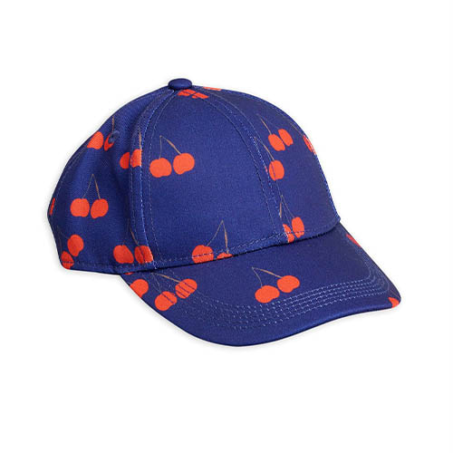 Cherry Cap (blue)