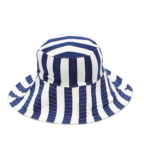 Blue Stripe Hat #111