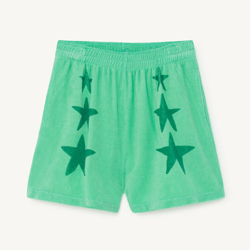 Poodle Short 1147_196 (green star)