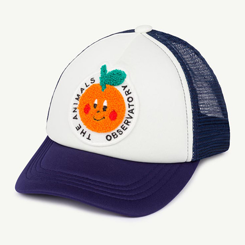 Hamster Orange Cap 1249_053 (blue)