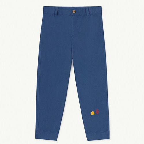 [10/12y]Colt Trousers 1361_091 (blue hat)