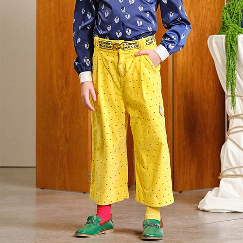 Emu Trousers 1363_203 (yellow dots)