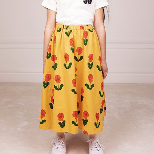 Violas Long Skirt