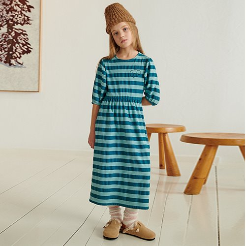 Herbert Striped Dress #143