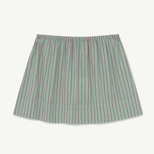 Kiwi Skirt 1372_183 (blue stripes)