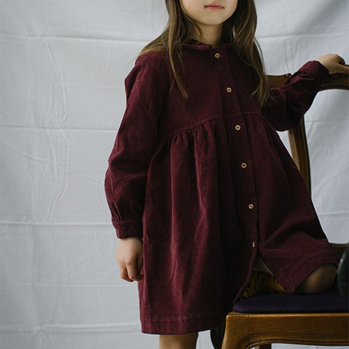 Brooke Corduroy Dress #401