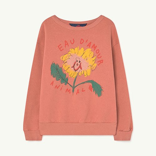 Bear Sweatshirt 20002_137 (rose eau d'amour)