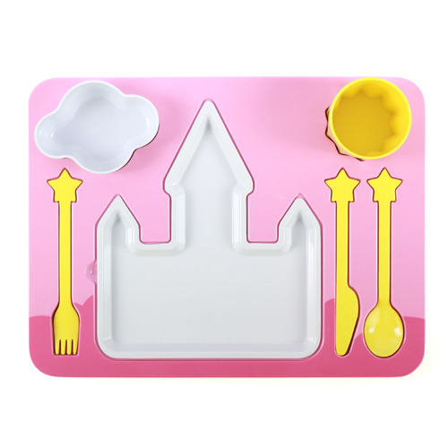 Princess Dinner Set
