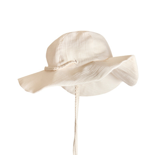 Surprise! Baby Sun Hat (ivory)