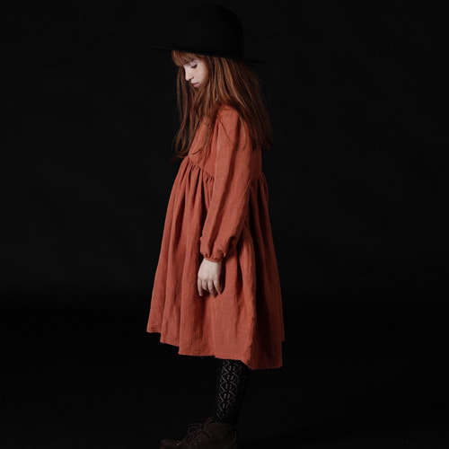[4y]Lucia's Oversized Dress