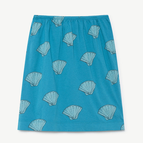 [3y]Kitten Skirt (blue shell)