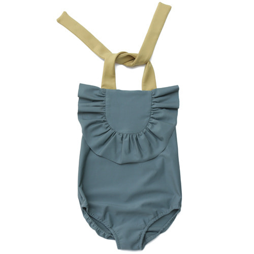 Swimsuit #03 (khaki gray)