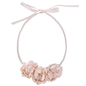 Hazel Necklace (pink)