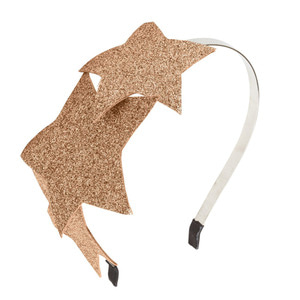 Triple Star Headband (rose gold)