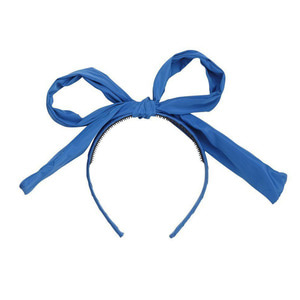 Party Bow (royal blue)