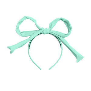 Party Bow (mint)