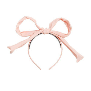 Party Bow (blush)