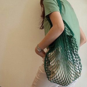Net Shoulder Bag (2colors)