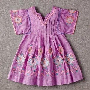 Ava Dress (lavender magenta)