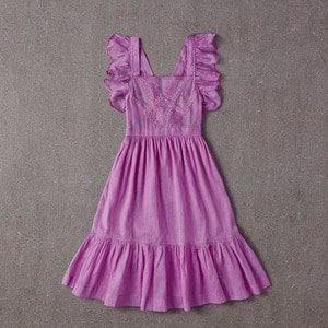 Elina Dress (lavenda magenta)