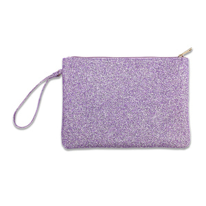 Glitter Pouch (lilac)