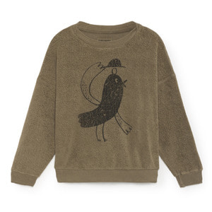 Sweatshirt Bird #34