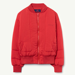 Lemur Jacket (red apple)