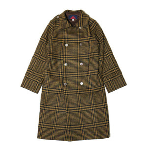 Jaguar Coat (yellow check)