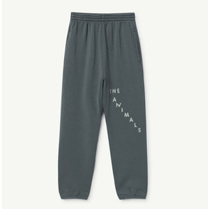 Sculptor Pant (grey red)